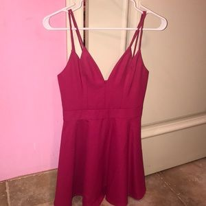Size XS never worn dress from revolve